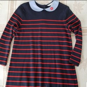 Brooks Brothers Girls Dress Blue/ Red Size…